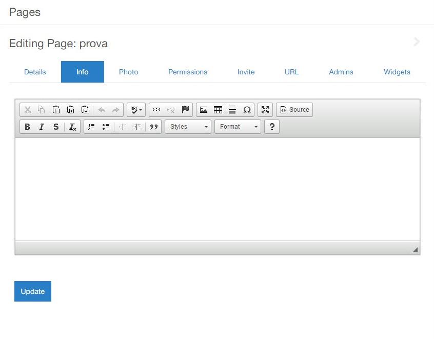 WYSIWYG Text Editor