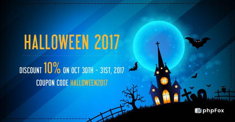 Spooktacular Halloween Sale – Get 10% Discount!