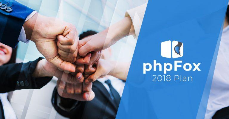 phpFox 2018 Plan