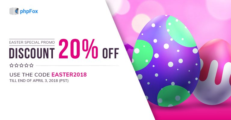 phpFox Special Offer this Easter 2018