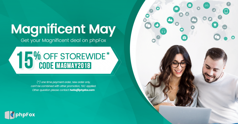 Magnificent May – Magnificent Deal