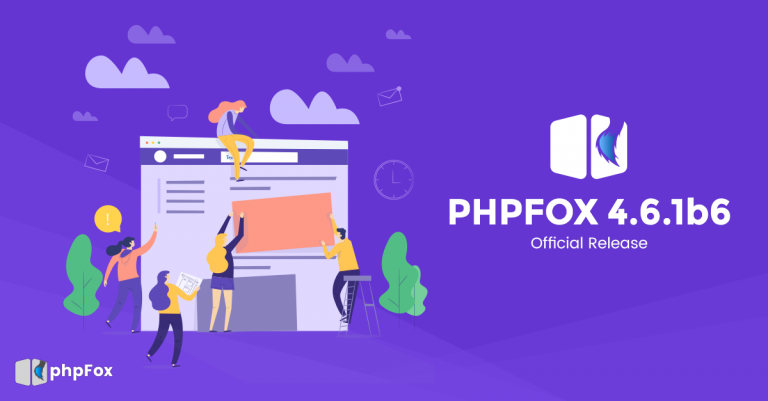 phpFox 4.6.1 Build 6 Release