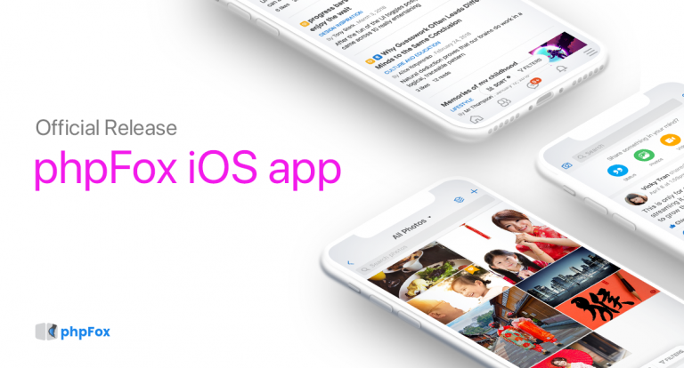 phpFox iOS Mobile App Official Release