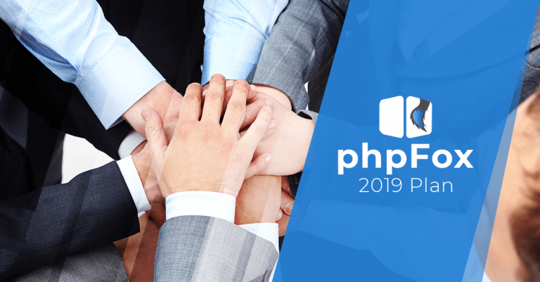 phpFox 2019 plan