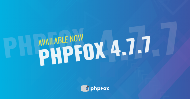 phpFox 4.7.7 Official Release