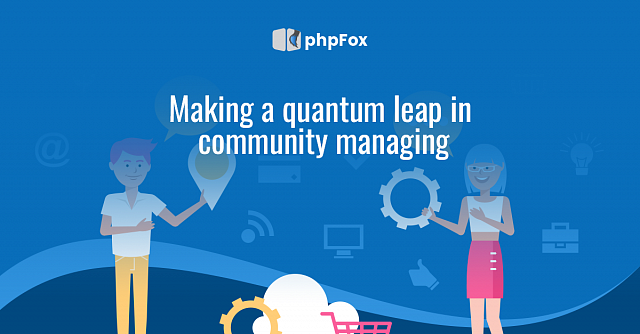 Making a quantum leap in managing your online community