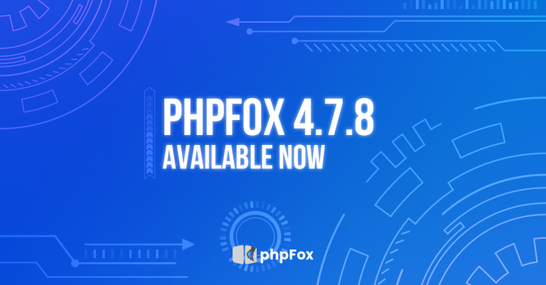 phpFox 4.7.8 officially here