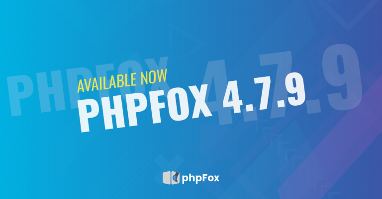 phpFox 4.7.9 Official Release