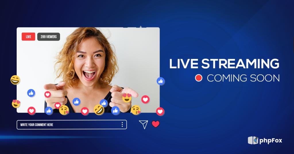 Live Stream Sneak Peek