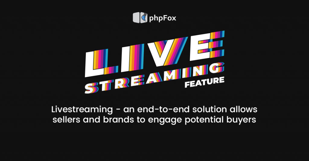 Live Streaming - The end-to-end solution