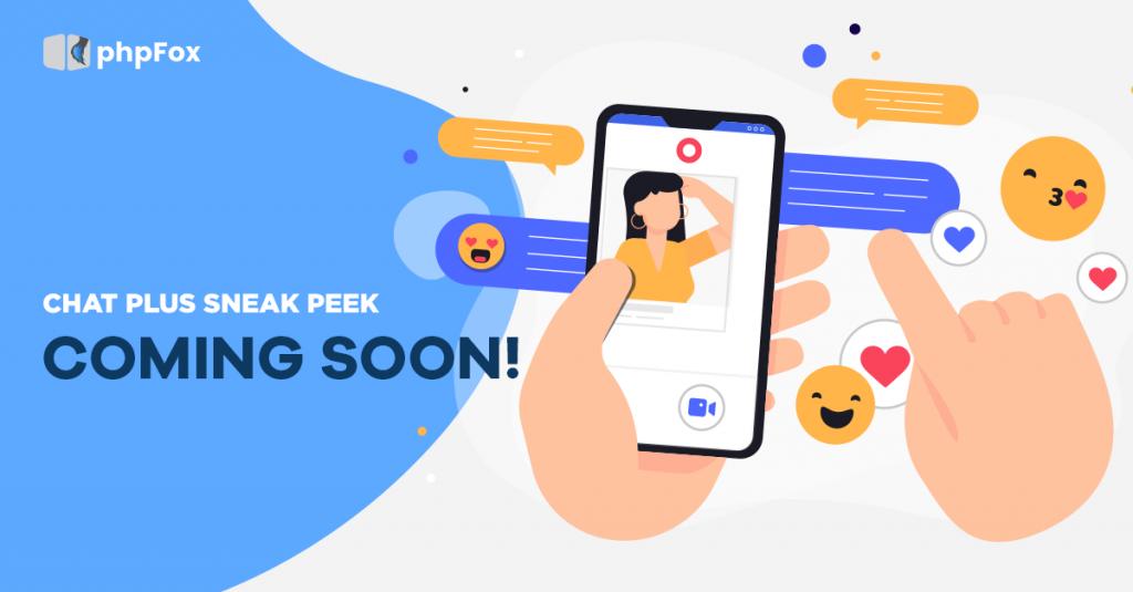 Chat Plus Sneak Peek