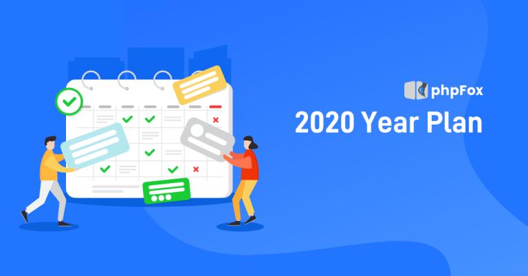 2020 Year Plan