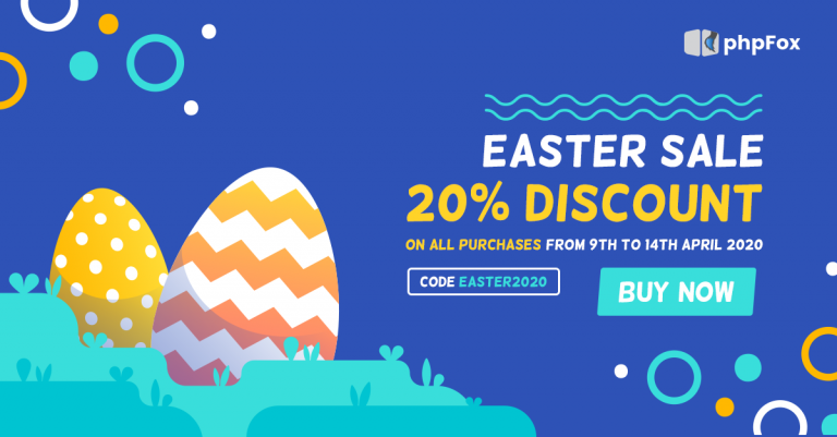 Easter Sale 2020 and phpFox 4.7.10 Release