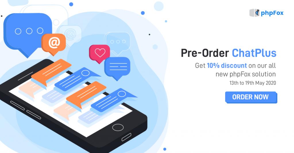 Pre-order ChatPlus