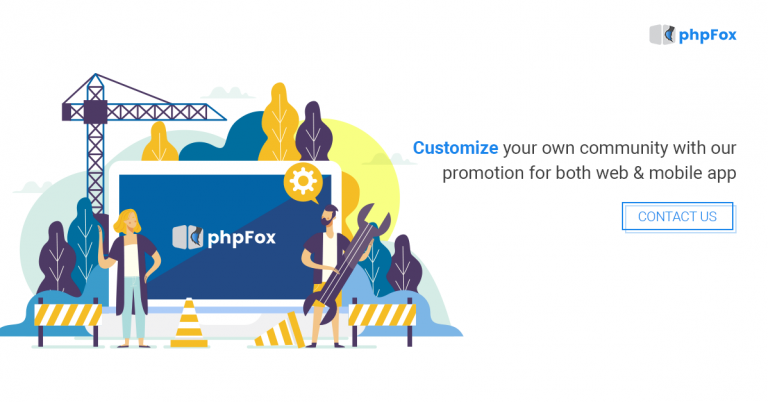 phpFox Service Promotion