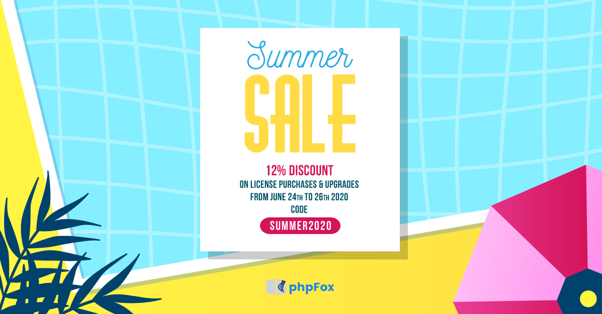 phpfox, summer sale, online community, social media