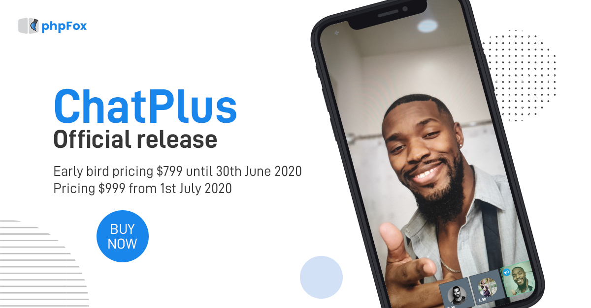 ChatPlus Official Release