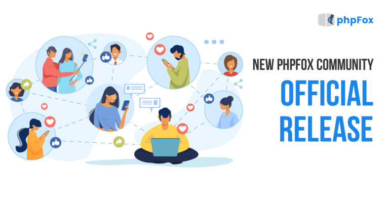 New phpFox Community Official Release