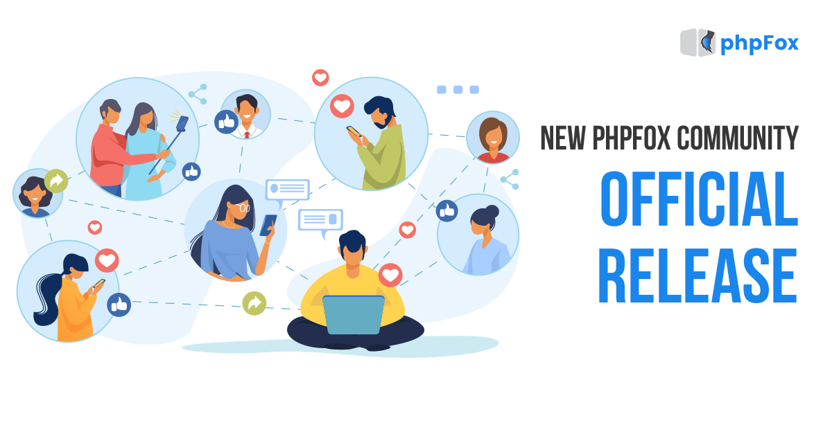 new phpfox community