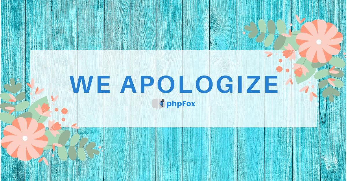 Fox apologize