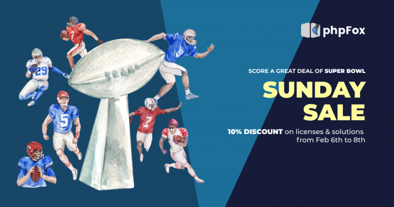Score A Great Deal of Super Bowl Sunday SALE