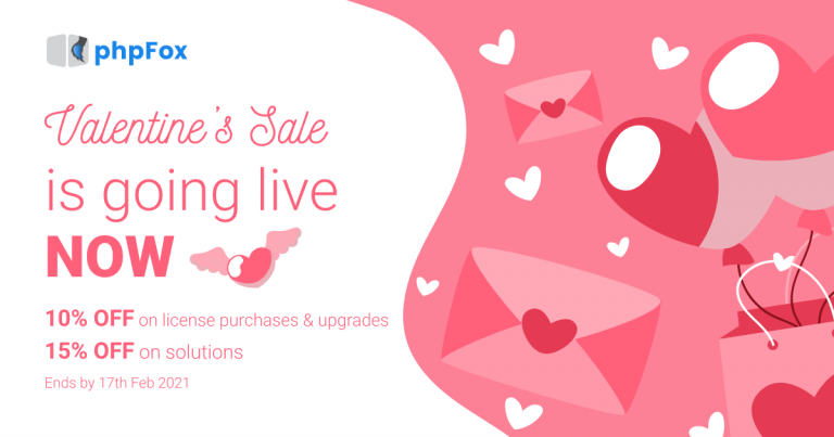 Sale Of Love – Valentine's Special Offer!