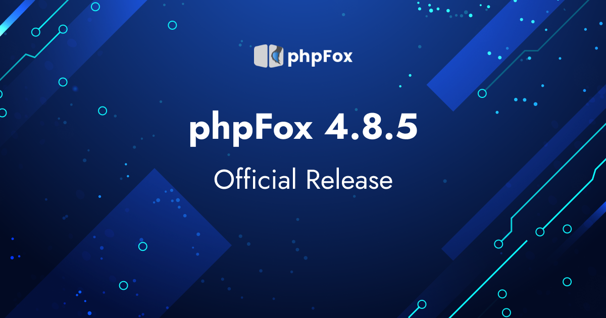 phpFox 4.8.5 release