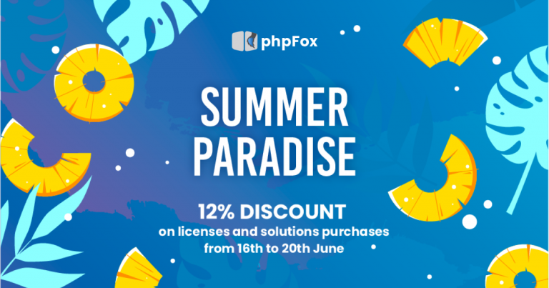 SUMMER SALE 2021 – Summer is Heating Up