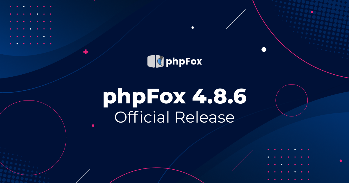 phpFox 4.8.6 official release