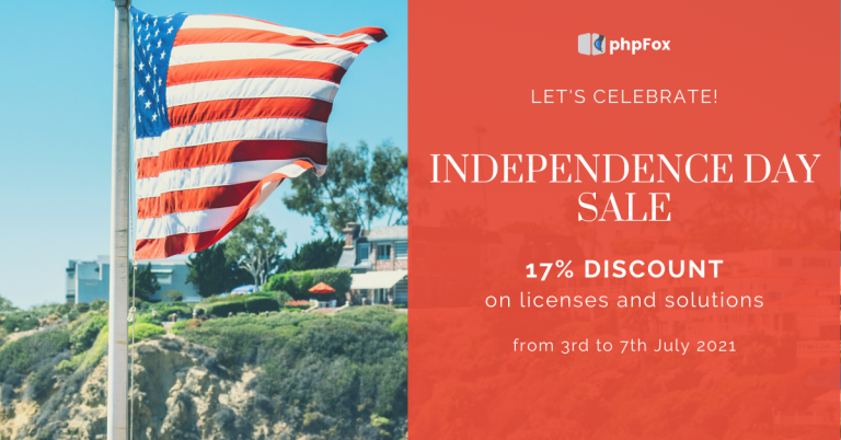 Independence Day Sale 2021 – Desired Deal, Freedom Feel