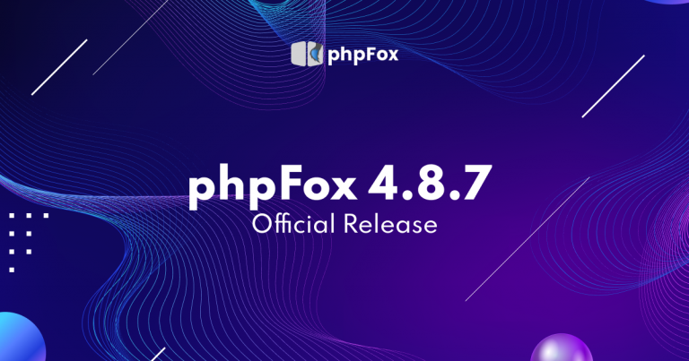 phpFox 4.8.7 Official Release