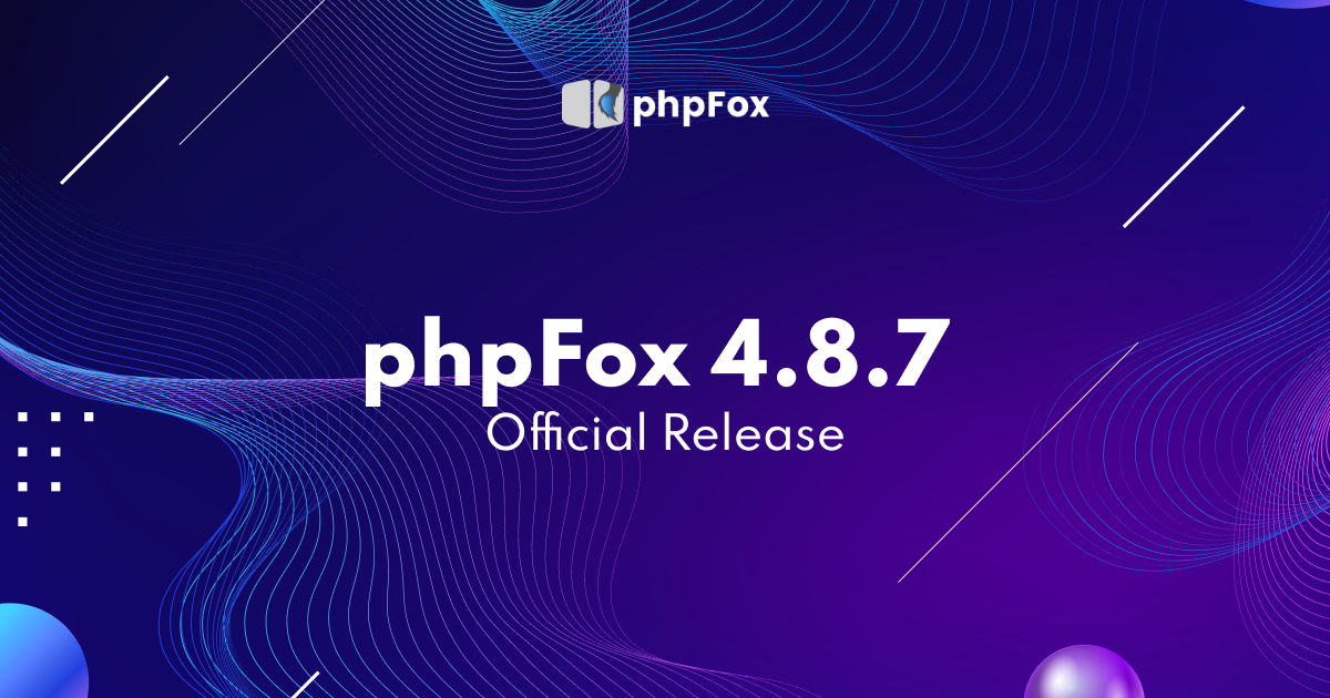 phpfox 4.8.7 official release | Feature | phpFox-487
