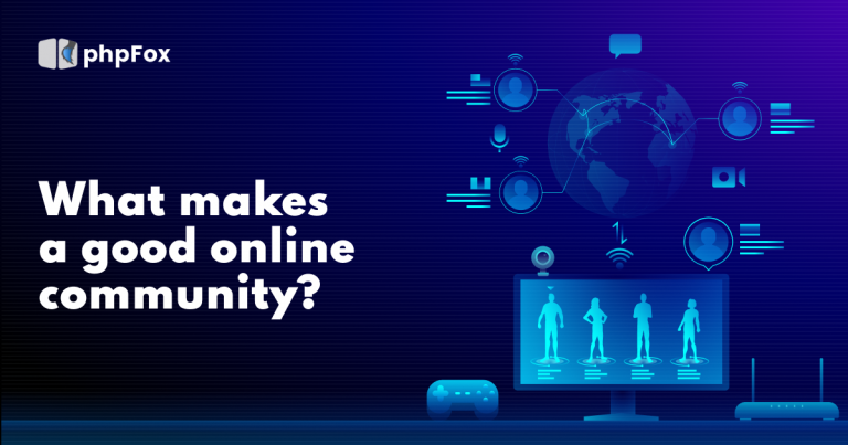What Makes a Good Online Community?