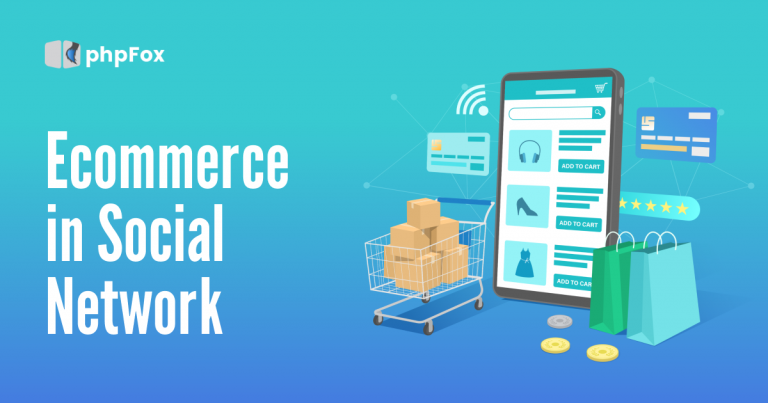 Ecommerce on Social Networks